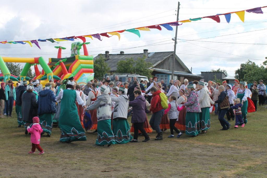 Repola-Haukkasaari-kyläjuhlat