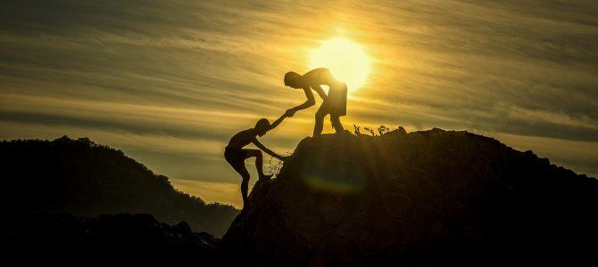 Elämme kovia aikoja, mutta yhdessä ja tuellanne kyllä selviämme