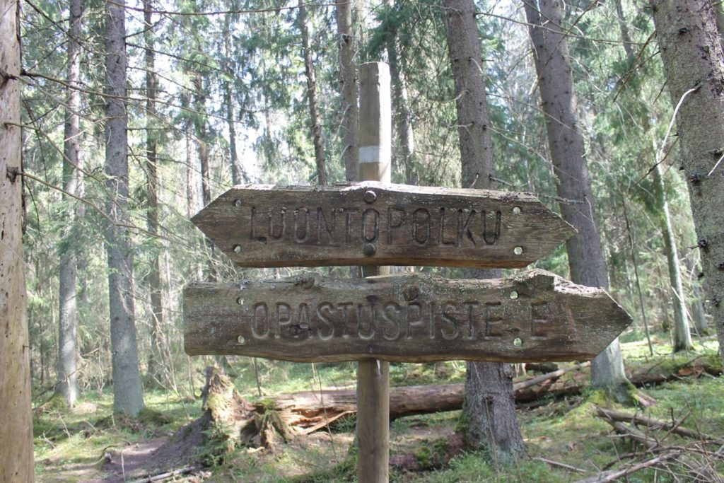 lemmenlaakso-luontopolku